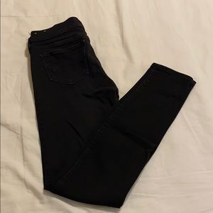 Abercrombie kids skinny jeans for girls